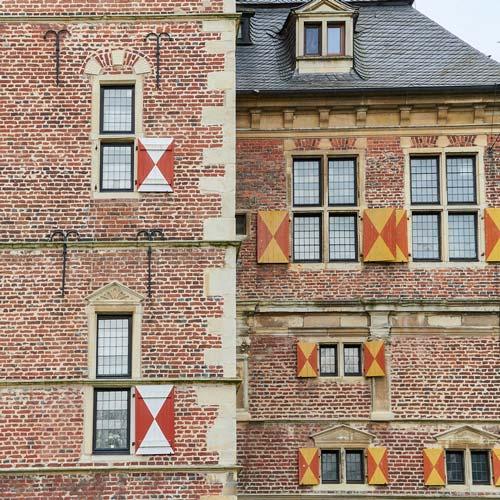 Schloss Raesfeld Gemäuer