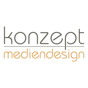 Konzept Mediendesign
